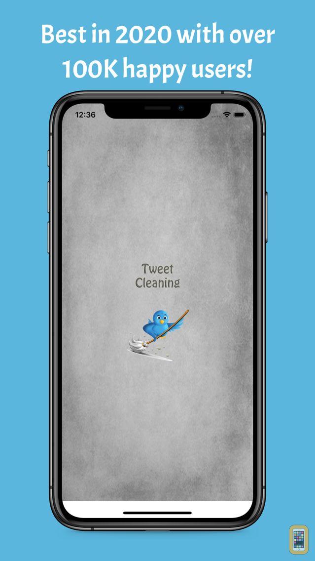 Screenshot - Tweet Cleaning - Delete Tweets