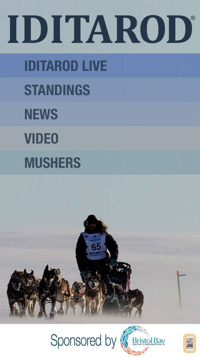 Screenshot - Iditarod® The Official App