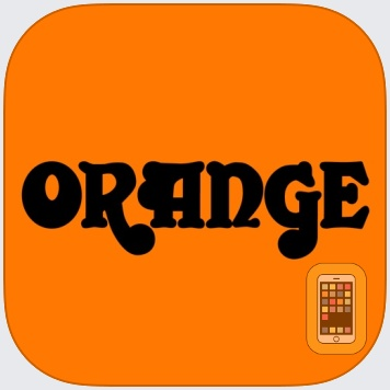 AmpliTube Orange for iPad by IK Multimedia (iPad)
