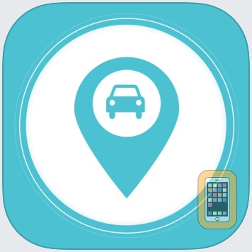Find My Car - Parking Tracker by Dennis Donner (iPhone)