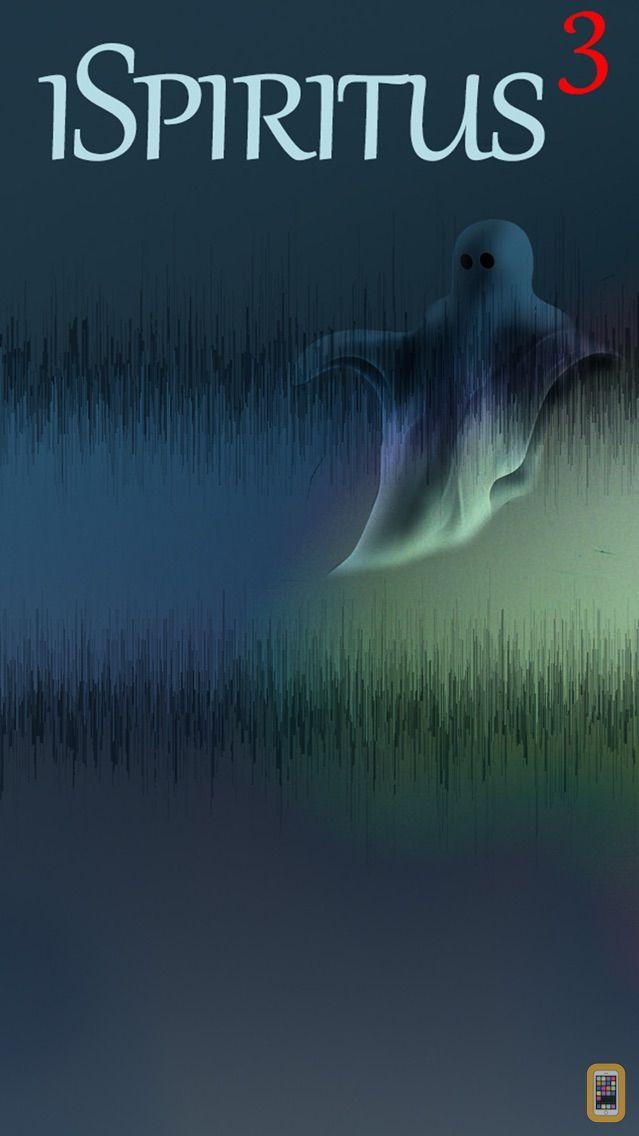 Screenshot - iSpiritus - Realtime Spirit Communicator