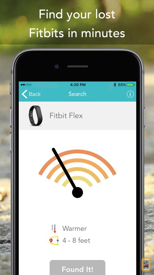 Screenshot - Find My Fitbit - Fitbit Finder For Lost Fitbits
