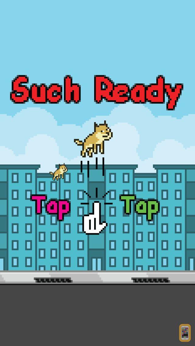 Screenshot - Flappy Doge #1