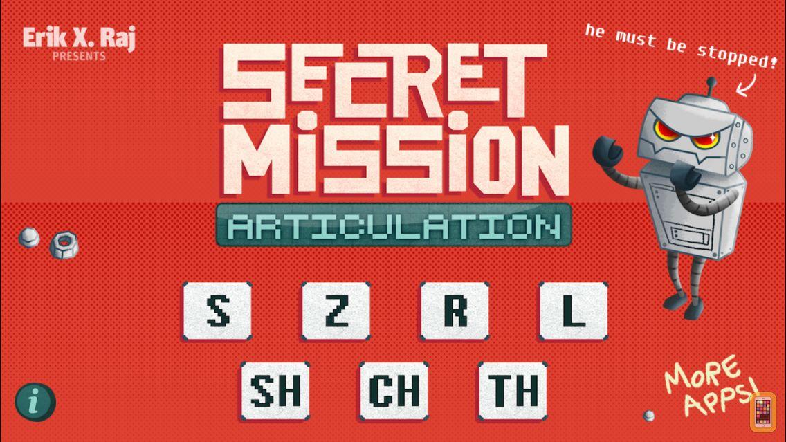 Screenshot - Secret Mission Articulation