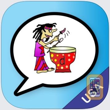 Speech Sounds For Kids - USA by Carol Bishop (iPad)