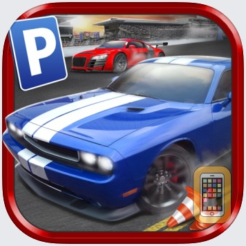 3D Real Test Drive Racing Parking Game - Free Sports Cars Simulator Driving Sim Games by DesignerApps (Universal)