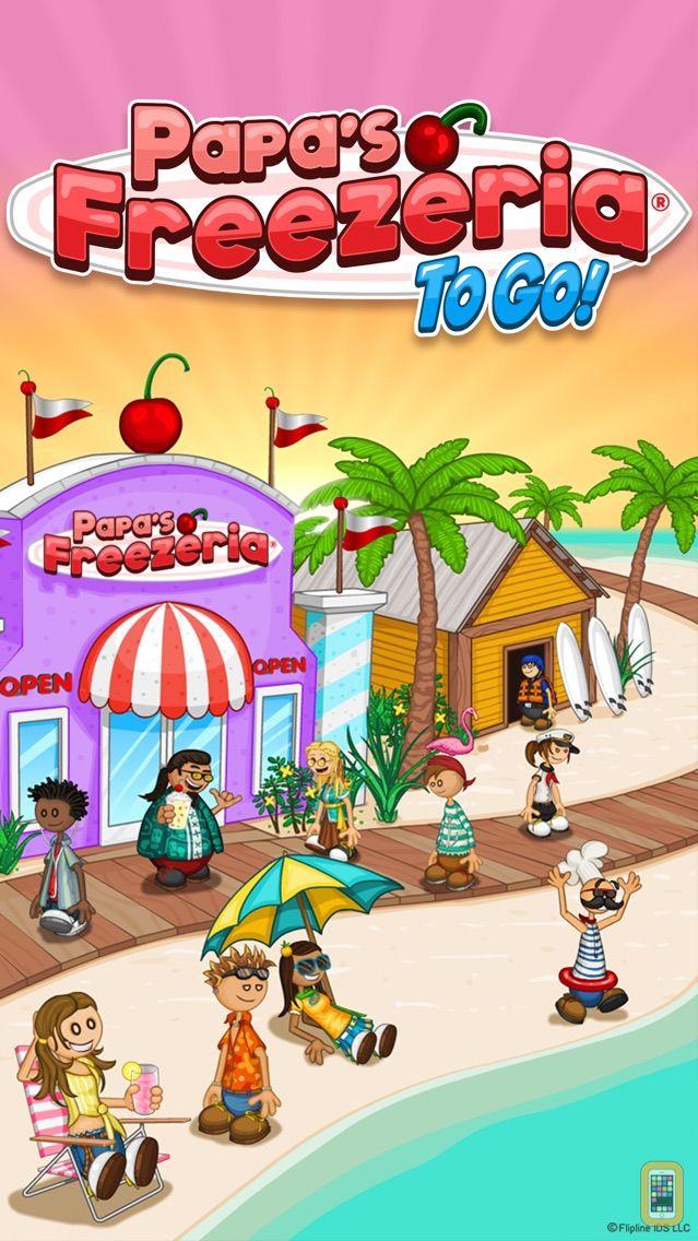 Screenshot - Papa's Freezeria To Go!
