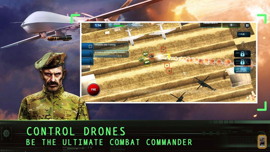 Screenshot - Drone : Shadow Strike