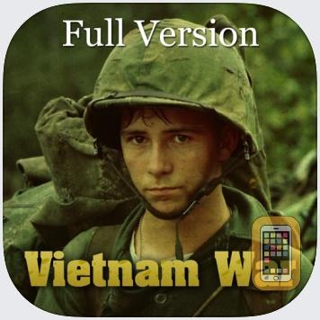 Vietnam War Interactive (Full Version) by Touchzing Media (iPad)