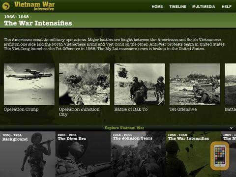 Screenshot - Vietnam War Interactive (Full Version)