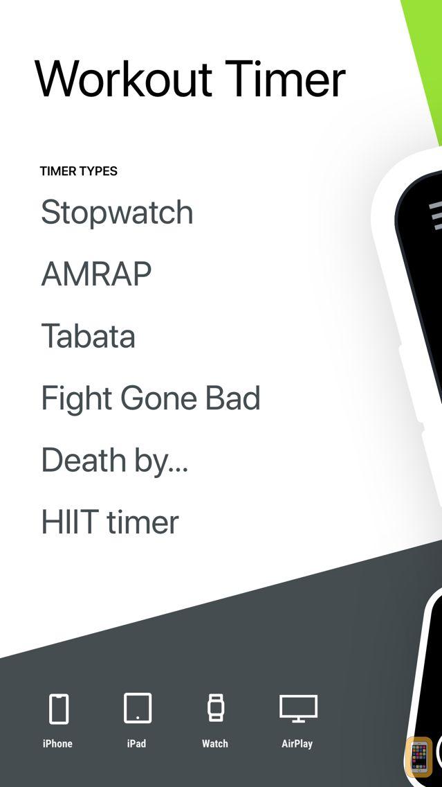 Screenshot - PushPress Workout Timer