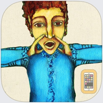 The Boy Who Cried Wolf VL2 Storybook by Gallaudet University (iPad)