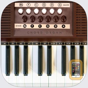 Chord Organ by SMG (iPad)