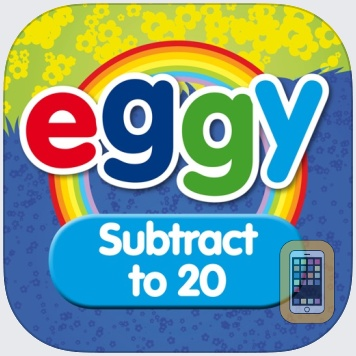 Eggy Subtract to 20 by Blake eLearning (Universal)