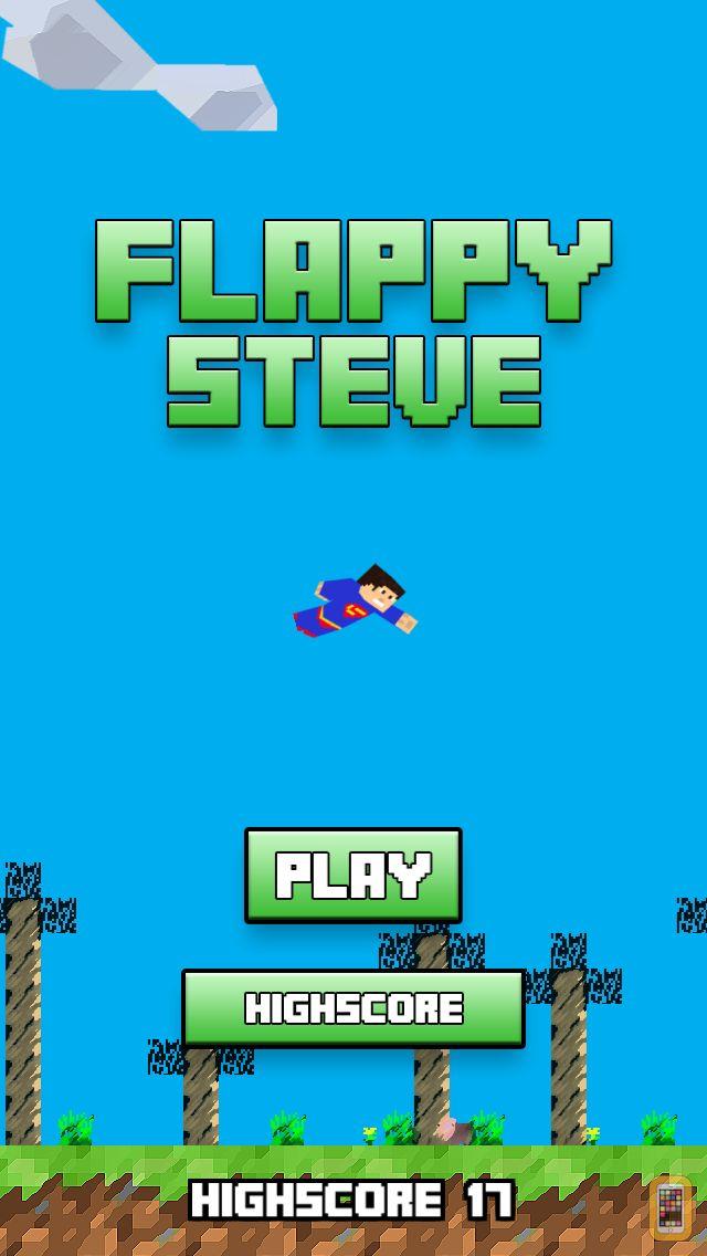 Screenshot - Tappy Craft - Minecraft Super Steve Edition