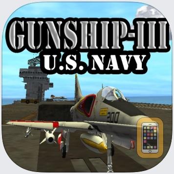 Gunship III - Combat Flight Simulator - U.S. Navy by PNTK, Inc. (Universal)