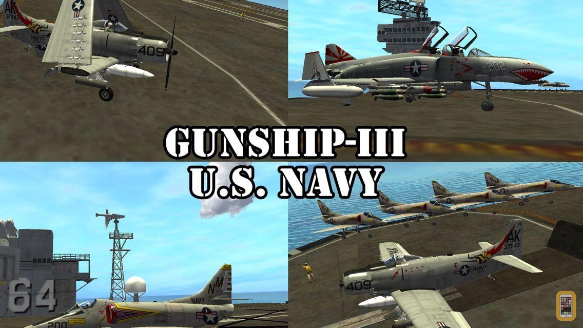 Screenshot - Gunship III - Combat Flight Simulator - U.S. Navy