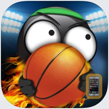 Stickman Basketball by Djinnworks GmbH (Universal)