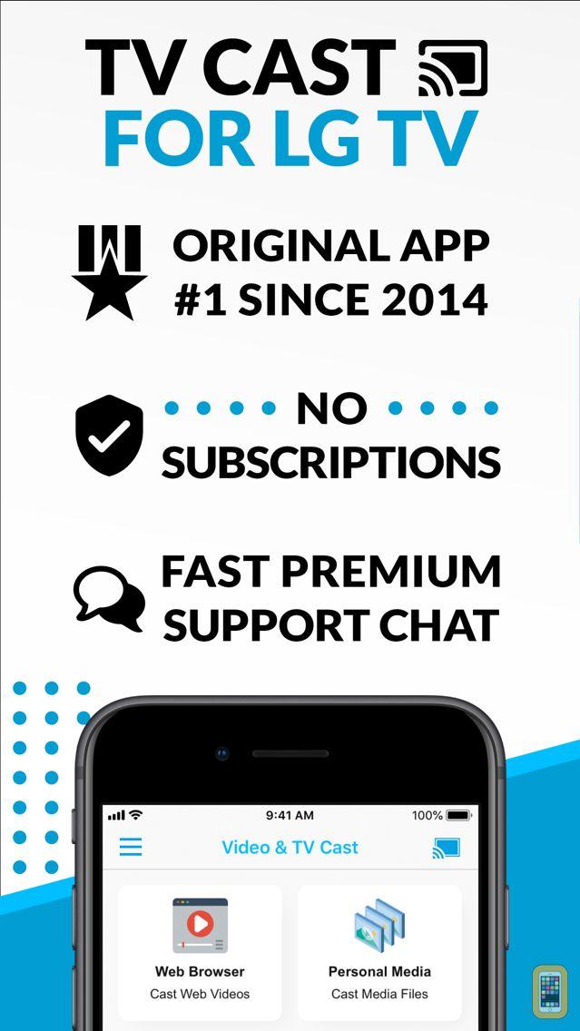 Screenshot - Video & TV Cast for LG TV
