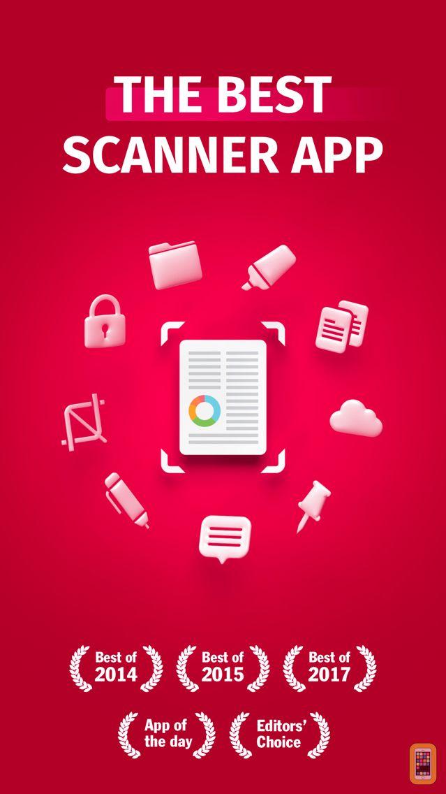 Screenshot - SwiftScan - Document Scanner