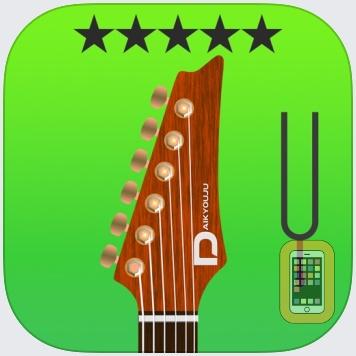 Electric Guitar Tuner Pro by Pedro Daniel Macalupu Cumpen (Universal)