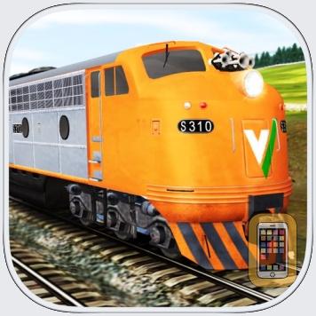 Trainz Simulator 2 by N3V Games Pty Ltd (iPad)