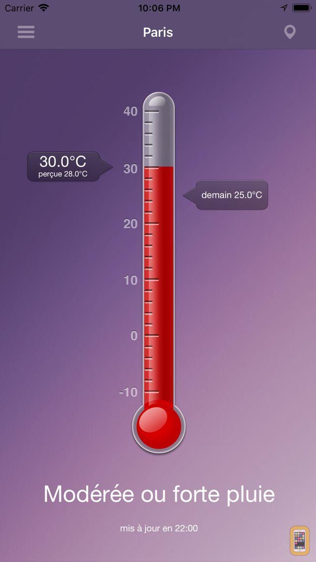Screenshot - Thermo - Temperature