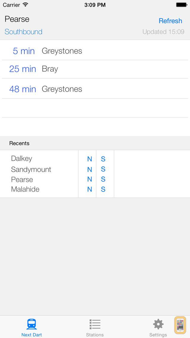 Screenshot - MyDart