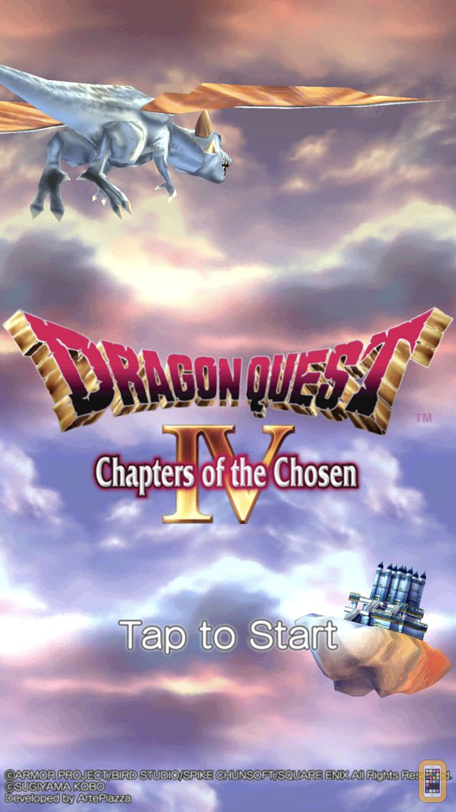 Screenshot - DRAGON QUEST IV Chapters of the Chosen