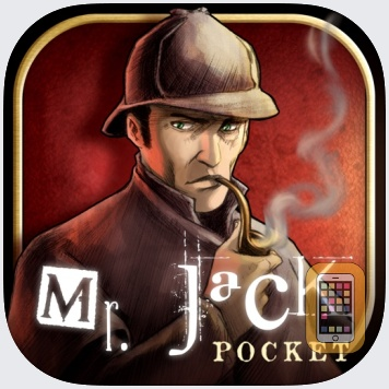 Mr Jack Pocket by Meeple Touch (Universal)