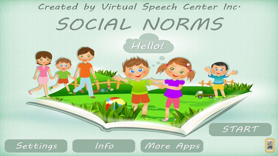 Screenshot - Social Norms