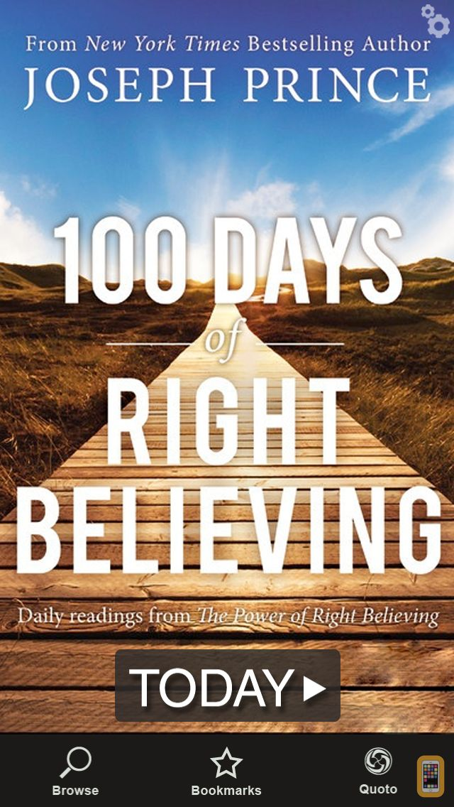Screenshot - 100 Days of Right Believing