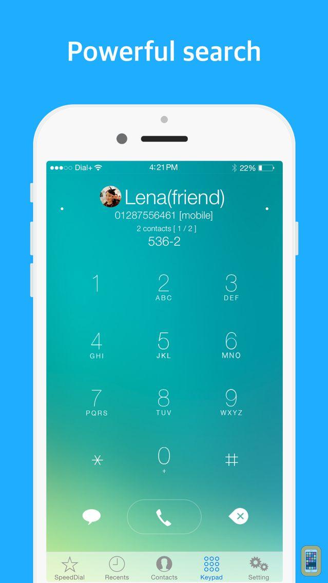 Screenshot - Dial+