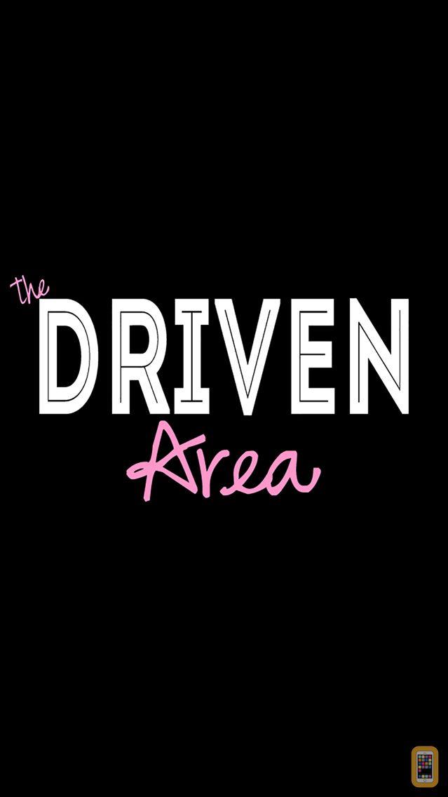 Screenshot - DRIVEN AREA app