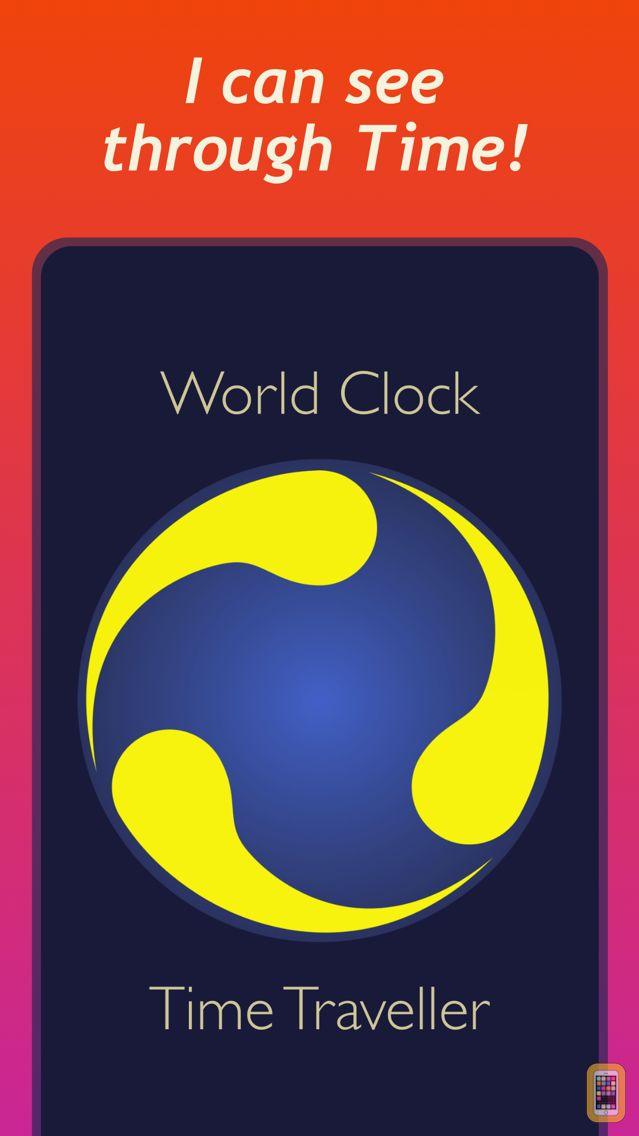 Screenshot - International Time Converter