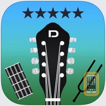 Mandolin Tuner Pro and Chords by Pedro Daniel Macalupu Cumpen (Universal)
