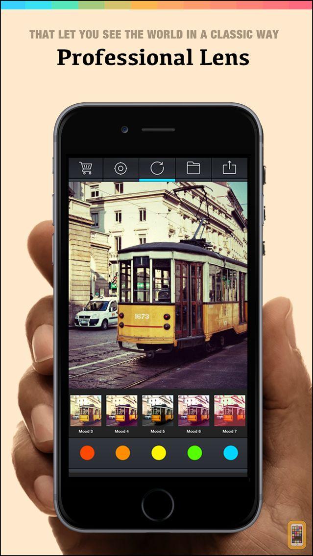Screenshot - Effect 360 Pro - Best Photo Editor To Add Amazing Digital Art Stylish Camera Filters Effects