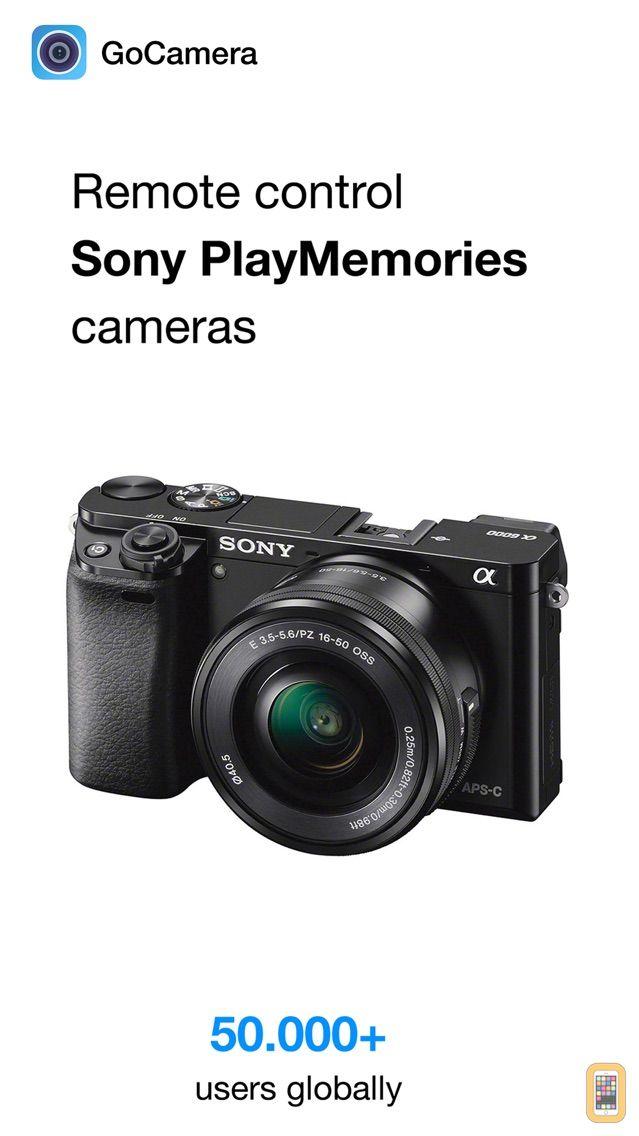 Screenshot - GoCamera