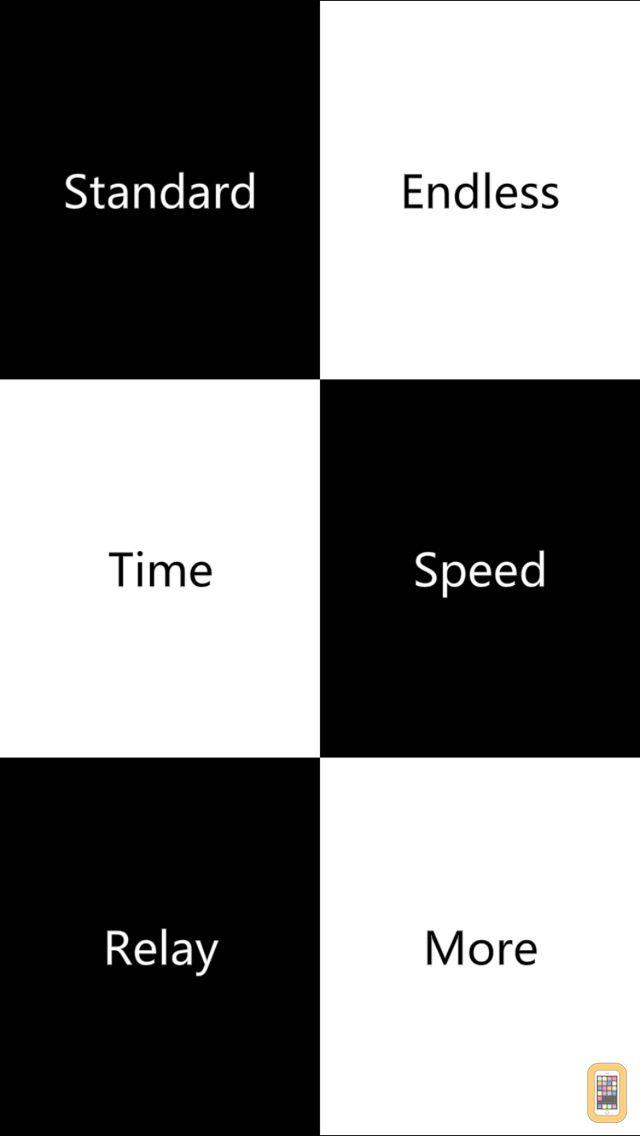 Screenshot - Piano Tiles