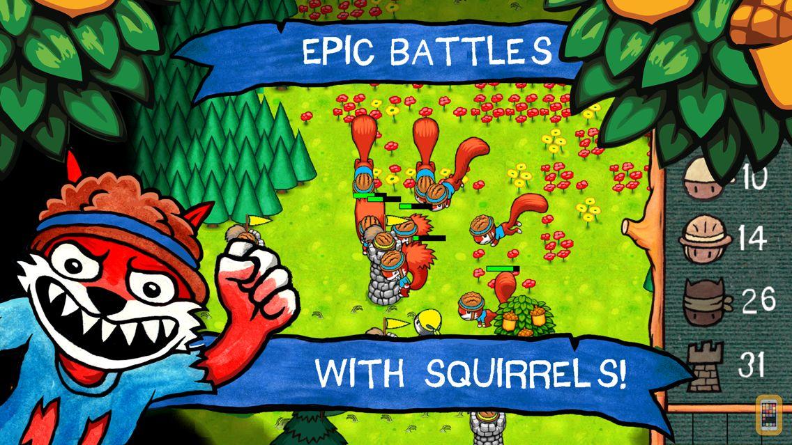 Screenshot - SquirrelWarz