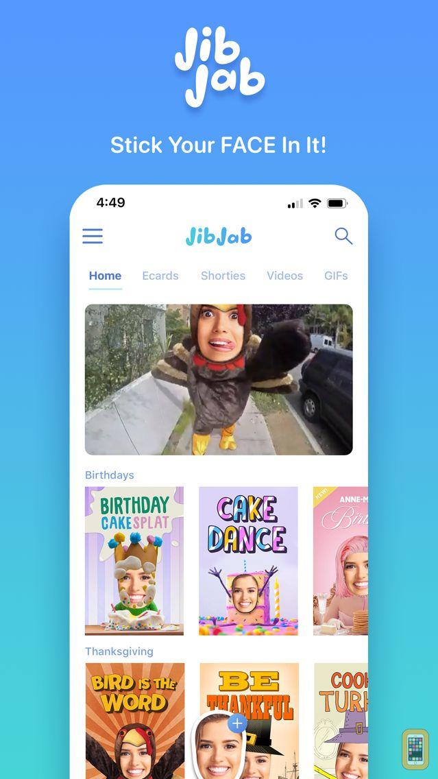Screenshot - JibJab