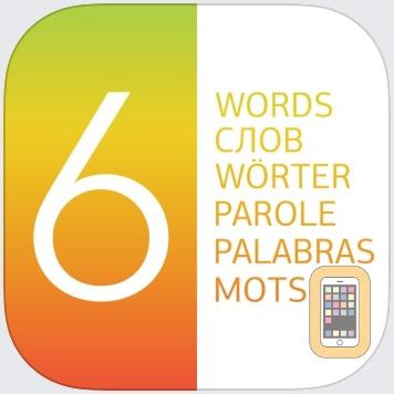 6 Words by King Bird Studio (iPhone)