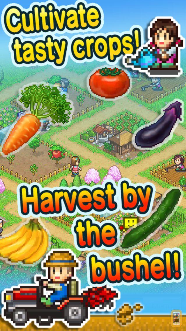 Screenshot - Pocket Harvest
