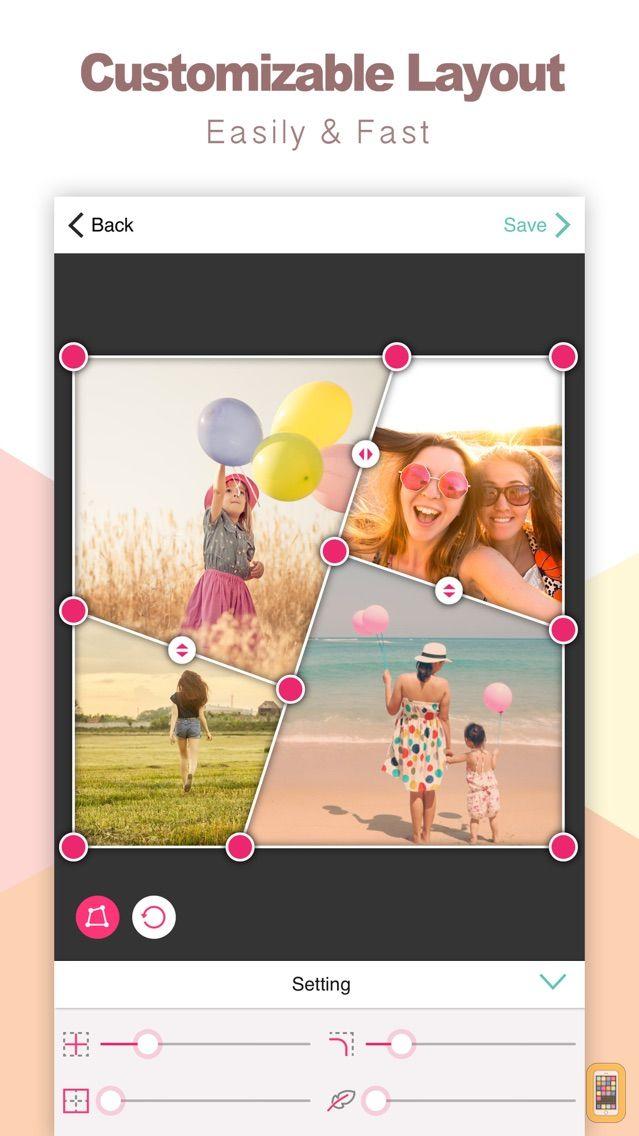 Screenshot - Effectshop Pic & Collage Maker