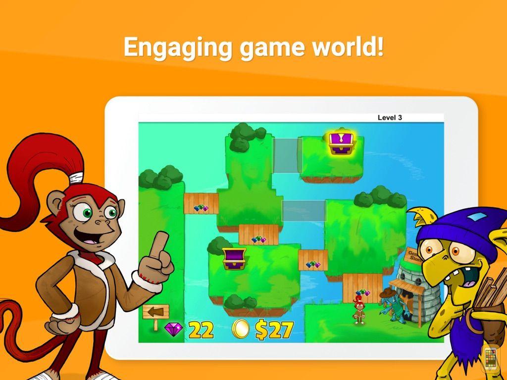 Screenshot - Teachley: Mt. Multiplis