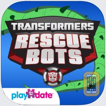 Transformers Rescue Bots: Sky Forest Rescue by PlayDate Digital (Universal)
