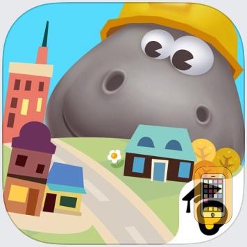 Hoopa City (2014) by Dr. Panda Ltd (Universal)