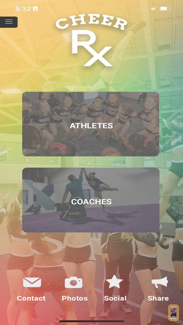 Screenshot - Cheer Rx