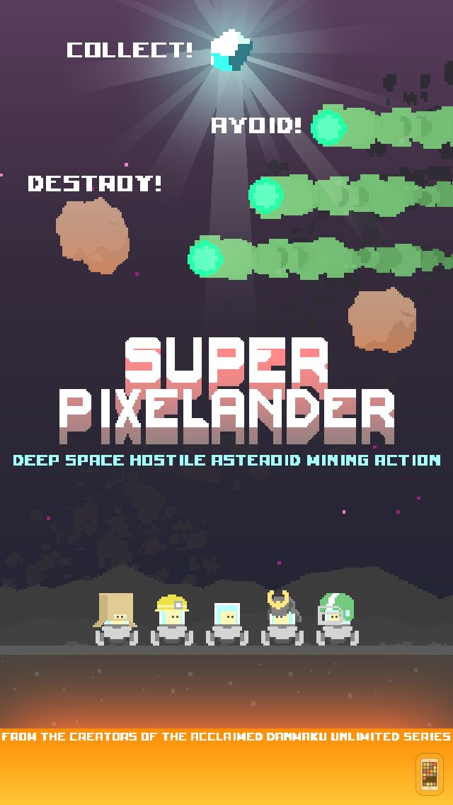 Screenshot - Super Pixelander