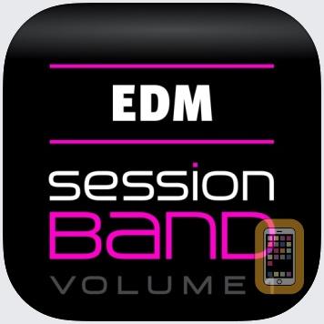 SessionBand EDM - Volume 1 by UK Music Apps Ltd (Universal)